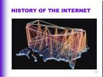 history of the internet23
