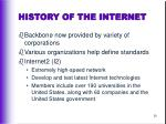 history of the internet24