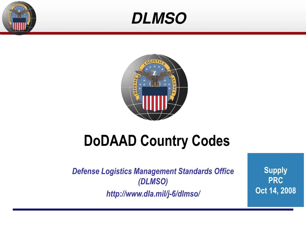 dodaad country codes l.