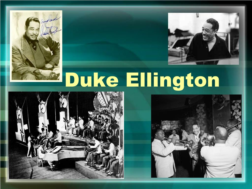 duke ellington l.