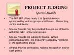project judging16