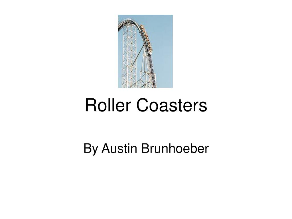 roller coasters l.