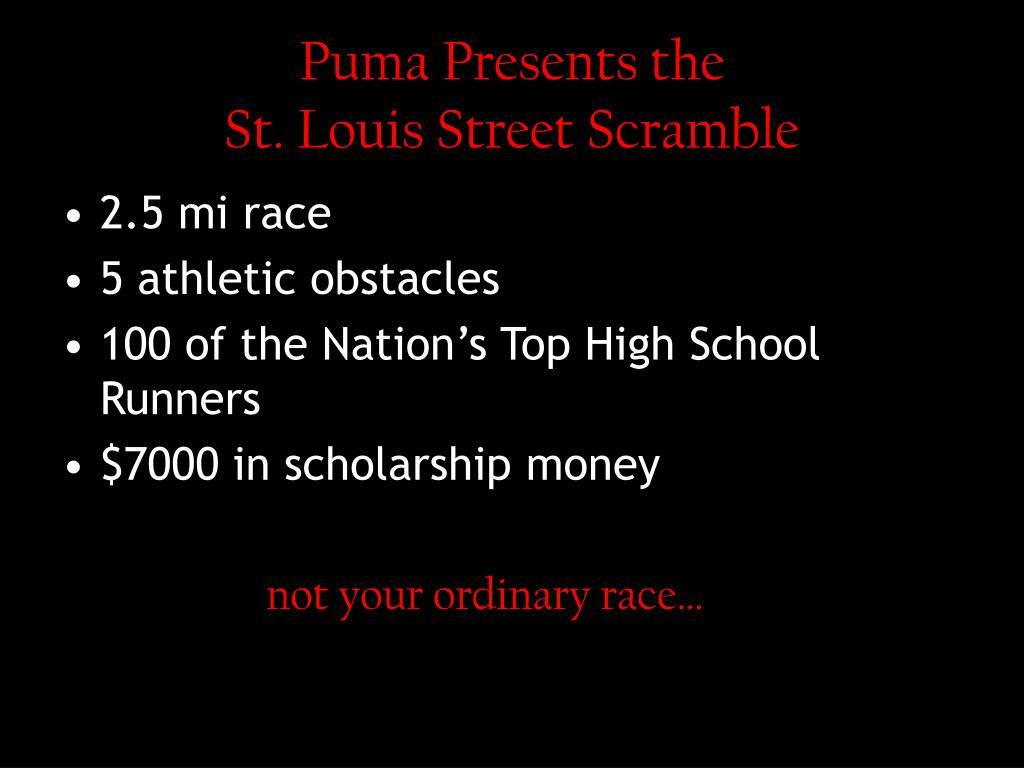 Puma Presents the