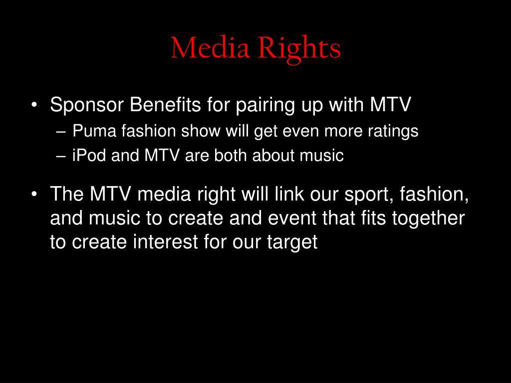 Media Rights