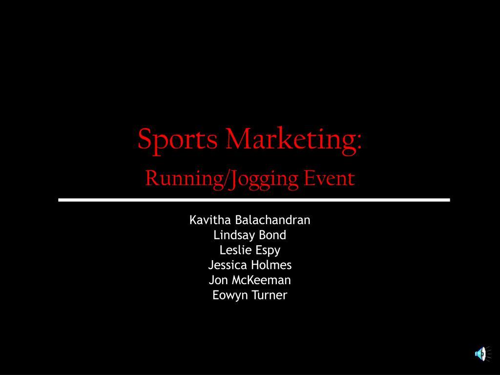 Sports Marketing: