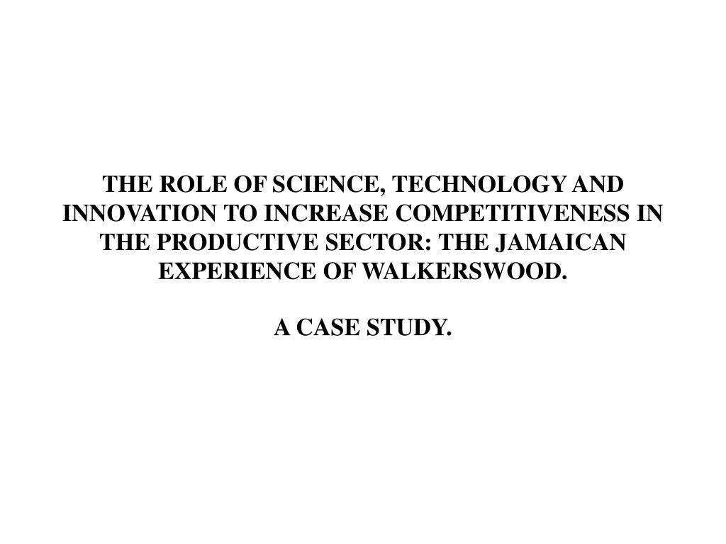 a case study l.