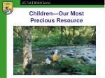 children our most precious resource