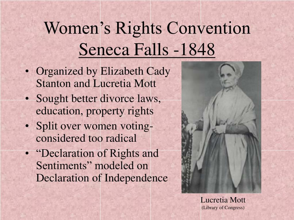 Women's Rights Convention