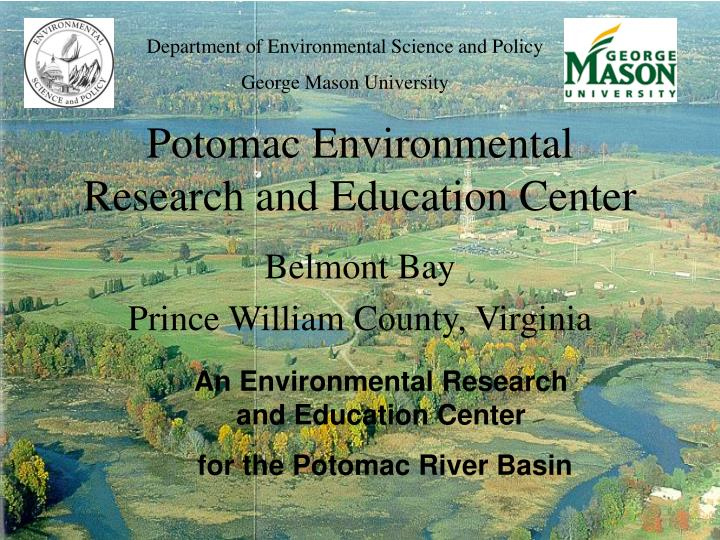 potomac environmental research and education center n.
