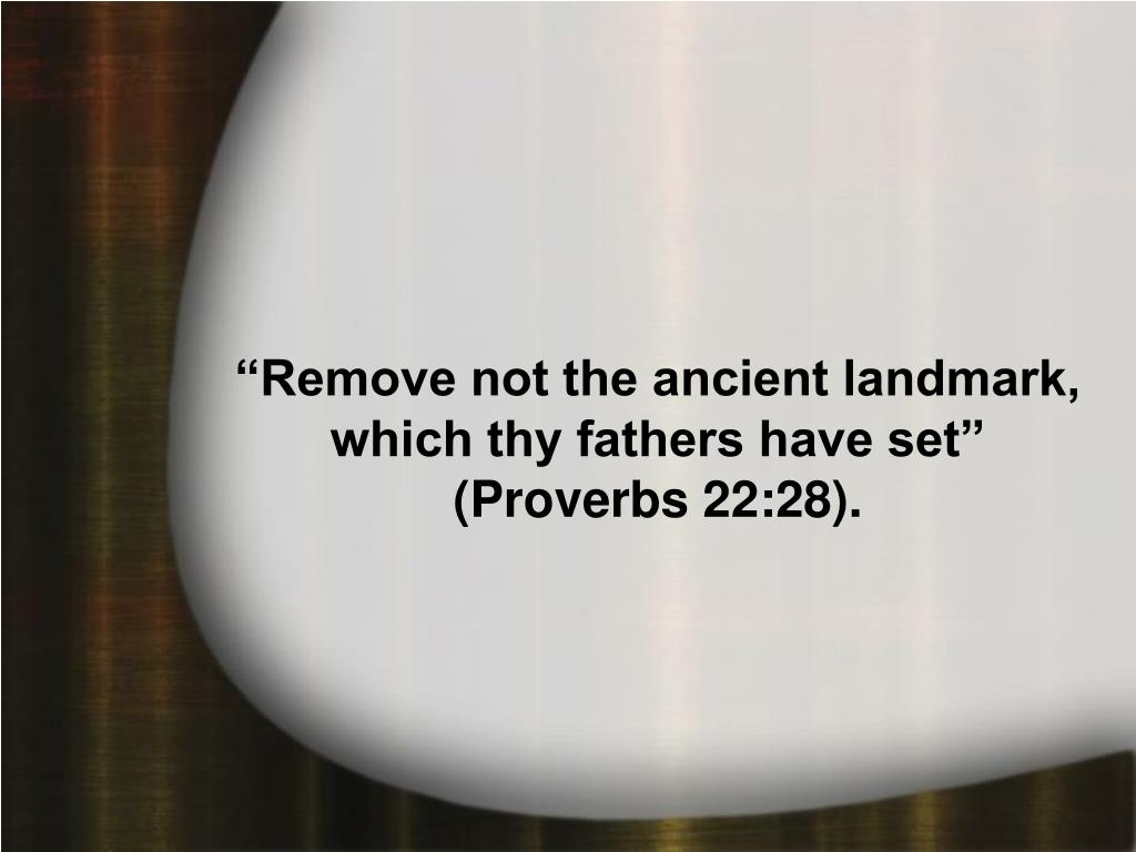Jeremiah 6:16
