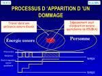processus d apparition d un dommage19