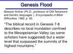 genesis flood32