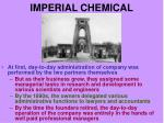 imperial chemical