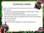 customer needs1