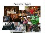 customer types1