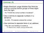 commas 9