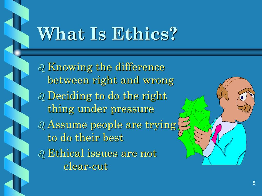 what are the ethical issues of