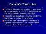 canada s constitution