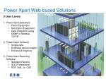 power xpert web based solutions35