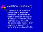 revelation continued36