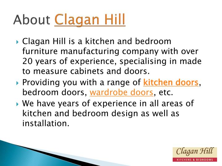 About clagan hill