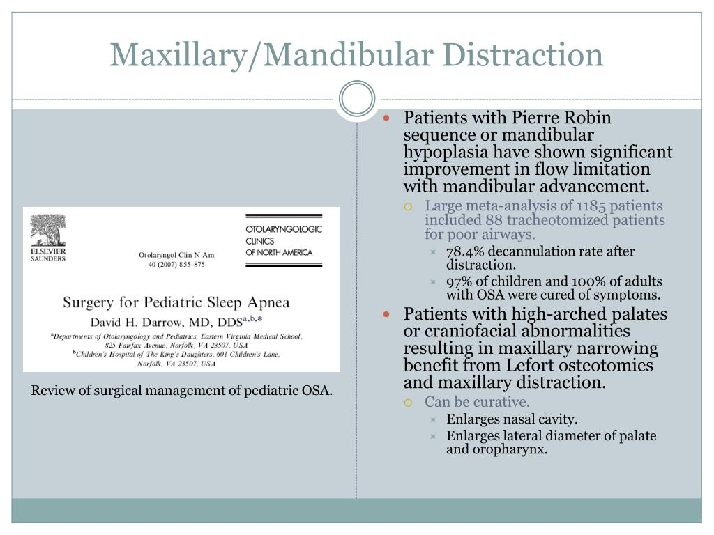 PPT - Pediatric Sleep Apnea PowerPoint Presentation - ID:156777