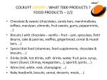 colruyt export what 7000 products food products 2 2