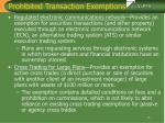prohibited transaction exemptions15