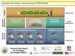 scientific workflows cyberinfrastructure upper ware