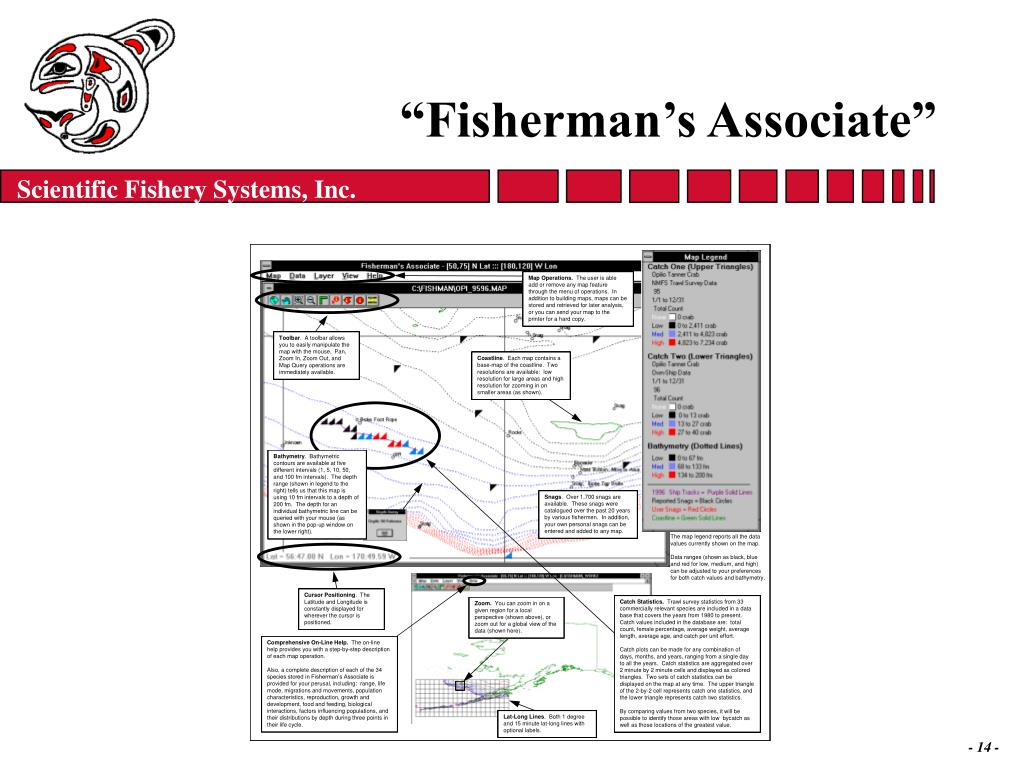 """Fisherman's Associate"""