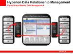 hyperion data relationship management closed loop master data management