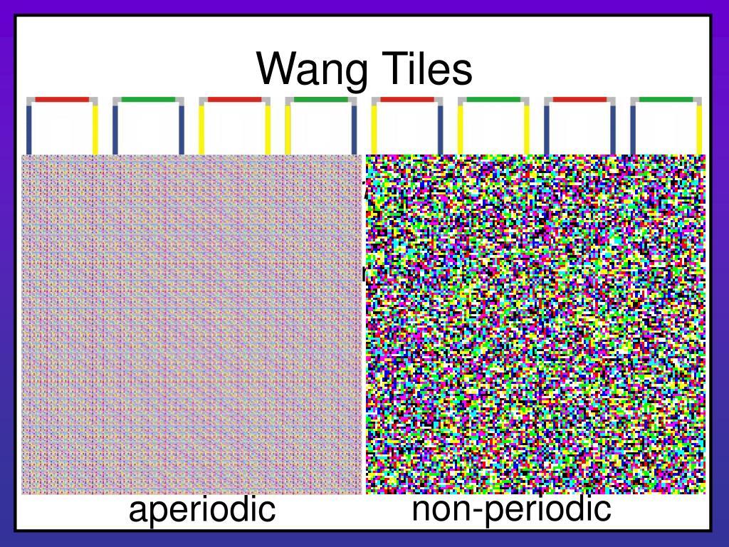 Wang Tiles