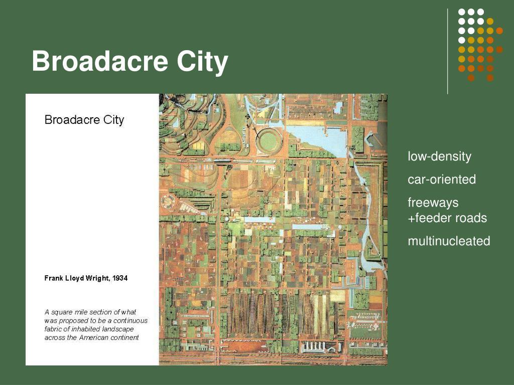 Broadacre City