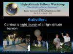 nsf high altitude balloon workshops43