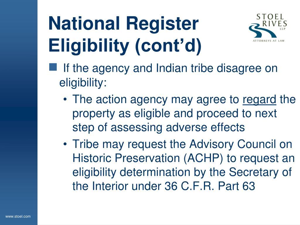 National Register