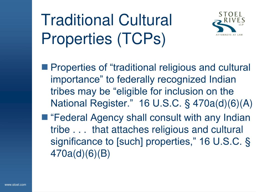 Traditional Cultural