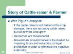 story of cattle raiser farmer39