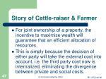 story of cattle raiser farmer47