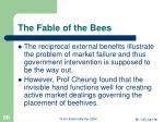 the fable of the bees66