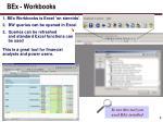 bex workbooks