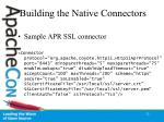 building the native connectors32