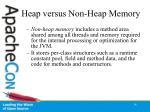 heap versus non heap memory18