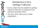 introduction to java garbage collection14