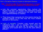part 3 perceptive reactive system attempted solutions35