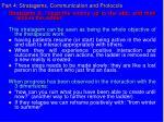 part 4 stratagems communication and protocols47