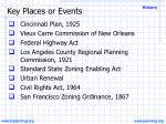 key places or events14