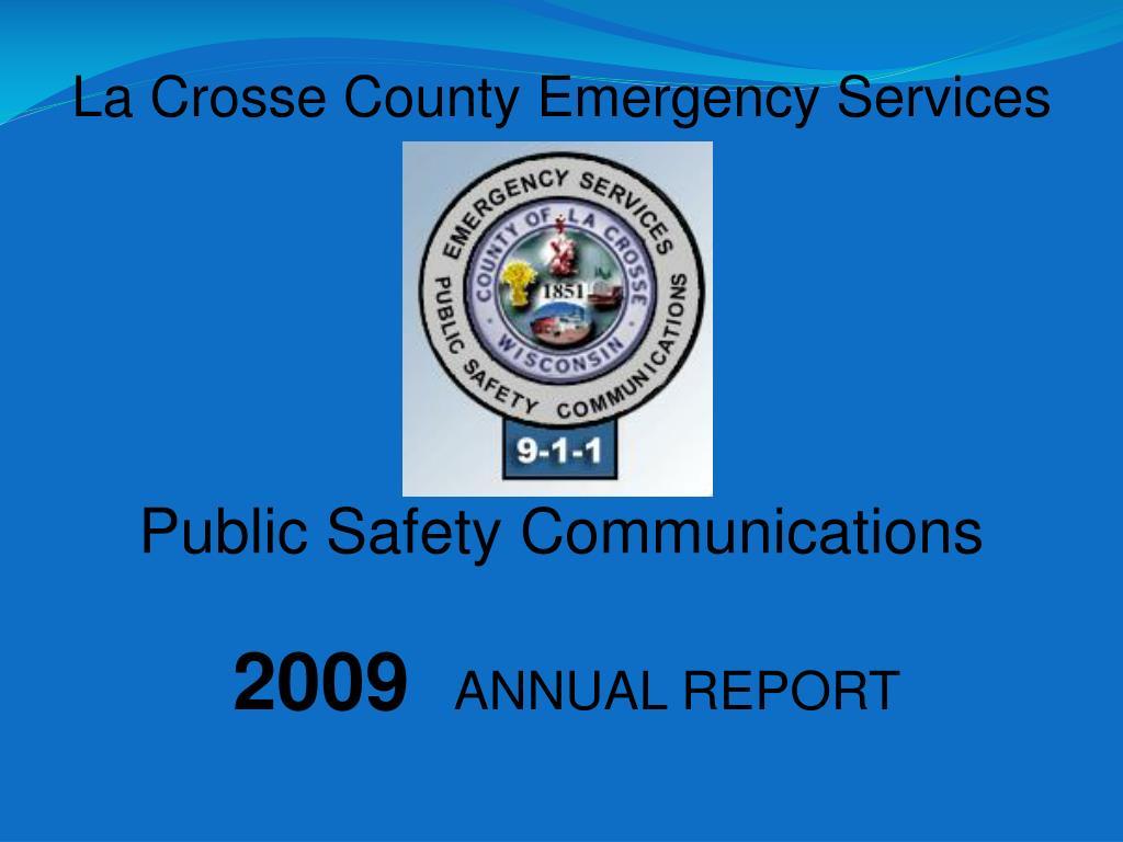 2009 annual report l.
