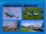 emergency medical