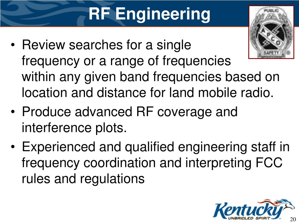 RF Engineering