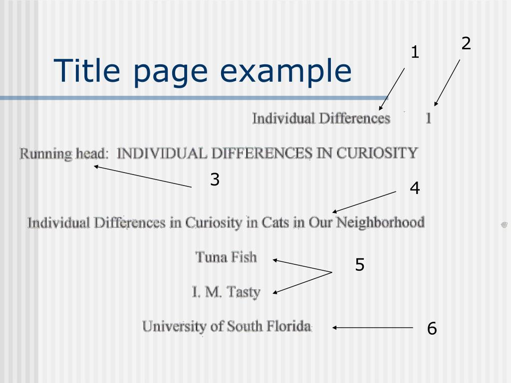 ppt - apa format powerpoint presentation  free download
